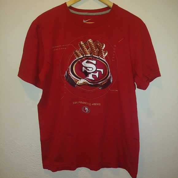 Nike Other - Nike San Francisco 49ers Tee Shirt